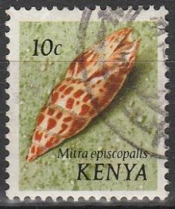Kenya #37   F-VF Used (S4467)