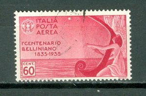 ITALY BELLINI #C81...USED NO THINS...$29.00