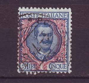 J24757 JLstamps 1901-26 italy used #91