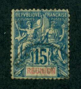 Reunion 1892 #41 U SCV(2018) = $3.50