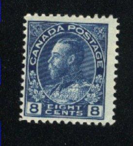 Canada 115   Mint  F 1911-25   PD