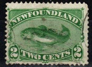 Newfoundland #47 Used CV $27.50 (X8445)