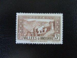 Andorra #25 Mint Never Hinged (K7G1) WDWPhilatelic 2
