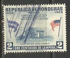 HONDURAS C290 VFU LINCOLN R5-140-2