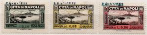 (I.B) Italy Revenue : Imposta di Soggiorno (Naples)