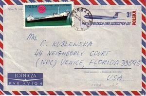 Postal Stationery, Airmail, Postal Stationery, Aviation, Ships