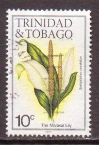 Trinidad & Tobago  #393h  used  (1987)