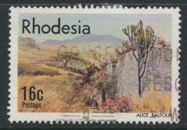 Rhodesia   SG 547   SC# 385   Used  Landscape Paintings see details