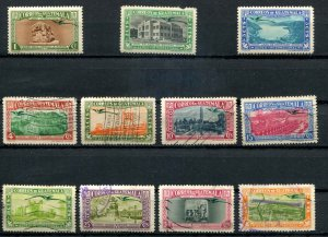 Guatemala SC# C111-20 Quetzal and Views MH & Used SCV $3.65