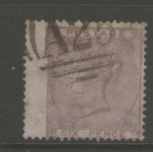 GB 1856 Queen Victoria SG 70 FU