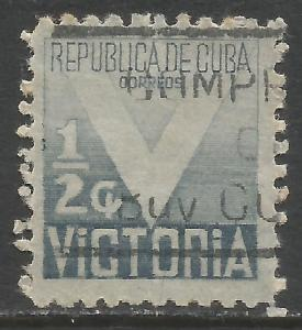 CUBA RA6 VFU S743-3