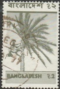 Bangladesh, #53 Used  From 1973