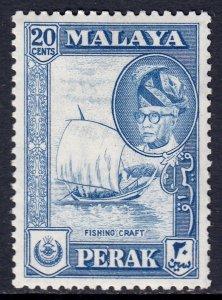Malaya (Perak) - Scott #133 - MH - SCV $2.25