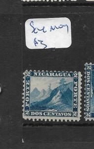 NICARAGUA  (PP3006B)     2C  SC 4  MOG