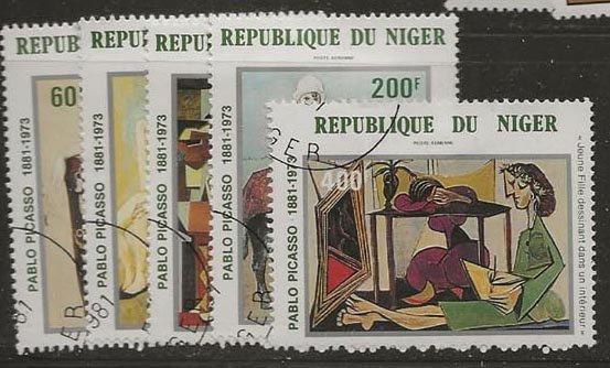 Niger C310-C314 c