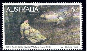 Australia 575 MNH 1984 Painting    (ap2937)