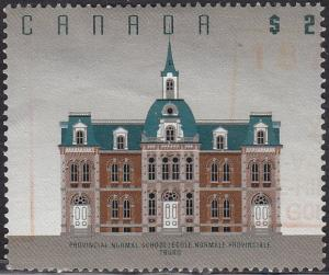 Canada 1376 USED 1994 Architecture Definitives $2.00
