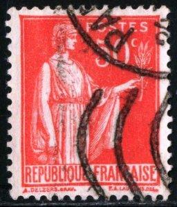 FRANCE #267 , USED - 1932 - FRAN244AFF8