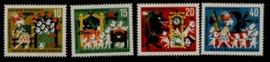 Germany B392-5 MNH Fairy Tale, The Wolf & The Seven Kids