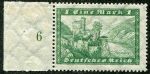 Deutsches Reich  Sc.# 337  MLH*