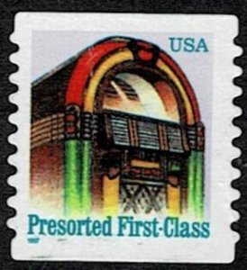 USA 1995 Pre-sorted First Class Used