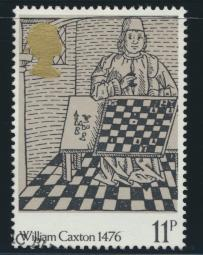 Great Britain  SG 1016 SC# 796 Used / FU with First Day Cancel - Printing