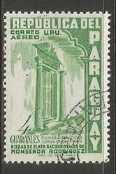 PARAGUAY C227 VFU O555-1