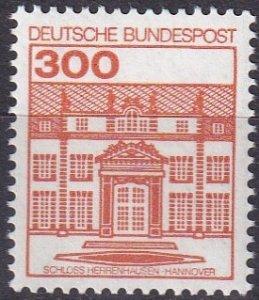 Germany #1315 MNH CV $3.25  (Z7558)