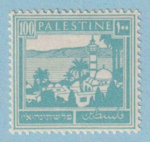 PALESTINE 80  MINT LIGHTLY HINGED OG * NO FAULTS EXTRA FINE !
