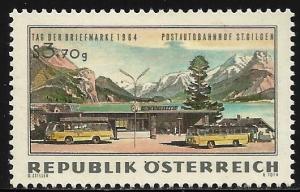 Austria Semi Postal 1964 Scott# B314 MH