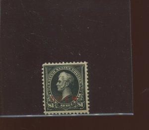Guam Scott 12S Specimen Overprint Unused Stamp w/APS Cert (Stock 12-Spec1)