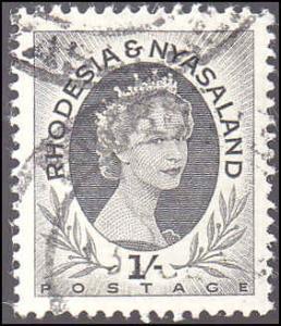 Rhodesia & Nyasaland Scott 149 Used