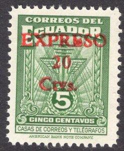 ECUADOR SCOTT E6