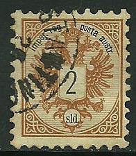 Austria, Turkish Empire # 8, Used