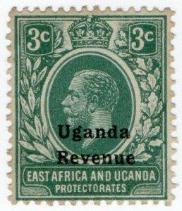 (I.B) KUT Revenue : Uganda Duty 3c