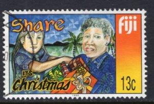 Fiji 867 Used VF