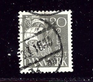 Denmark 193 Used 1927 issue