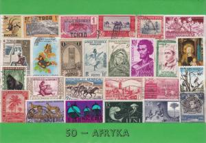 Africa Stamps ref R 16738