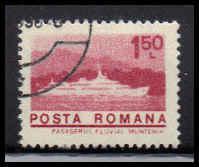 Romania Used Fine D36967