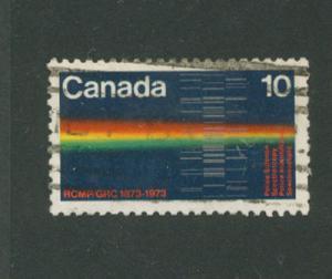 Canada SG 752  VFU