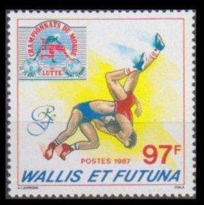 1987 Wallis & Futuna 529 Sports / Wrestling 3,60 €