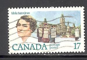 Canada Sc # 881 used (DT)