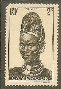 Cameroun   Scott 225    Woman