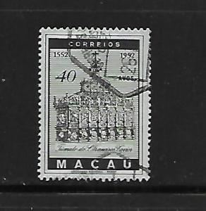 MACAO, 367, USED, TOMB OF ST. FRANCIS