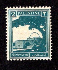 PALESTINE  SC# 63  FVF/MOG