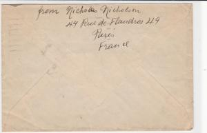 france 1928  stamps cover ref 20820