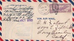1930, Pacific Coast Aeronautical Exposition, Oakland, CA, See Remark (41304)