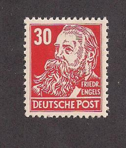 GERMANY - DDR SC# 130 VF OG 1953