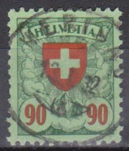Switzerland #200 F-VF Used CV $2.75 (B7729)