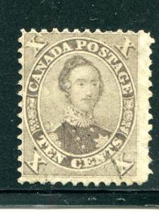 Canada #17b  Used F-VF